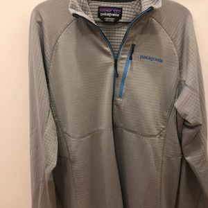 Men's Patagonia Quarter Zip Sweatshirt